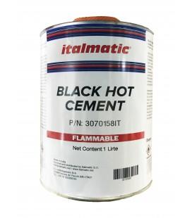 Mastice per riparazioni a caldo Italmatic 1lt