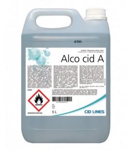 Alco Cid A disinfettante a base di alcol