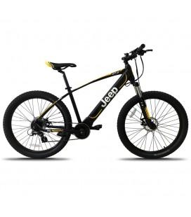 """E-Bike (bicicletta elettrica) JEEP HARDTAIL 27,5"""""""