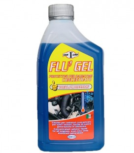 Antigelo blu concentrato FLU' GEL