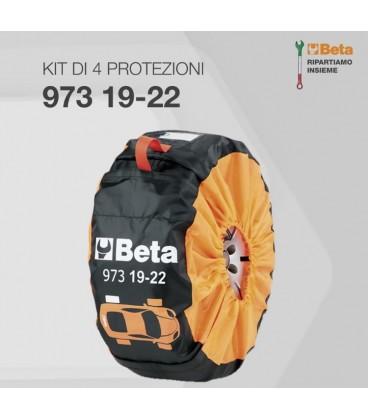 """Kit Beta per protezione pneumatici da 19"""" a 22"""""""