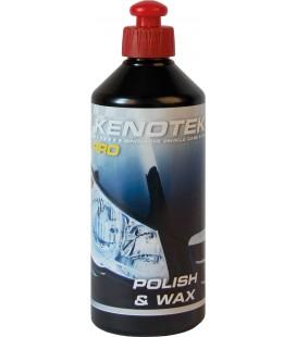 Polish e wax di Kenotek 5L