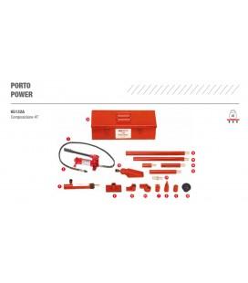 BLACKHAWK PORTO POWER Unità idraulica 4T