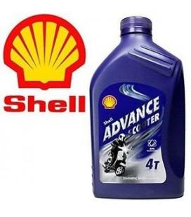 Shell advance 4T ultra scooter 5-40