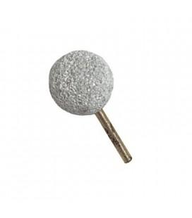 Mola per gomma sferica bianca emulsione ceramica Italmatic