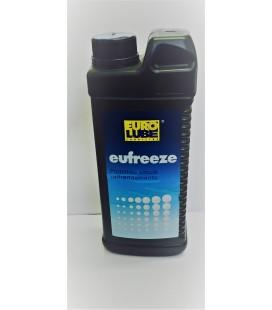 Liquido permanente concentrato antigelo blu EUROLUBE
