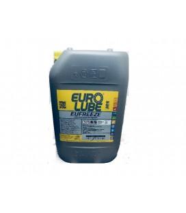 Tanica 20L liquido antigelo puro blu Eurolube
