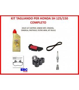 Kit tagliando Honda SH 125/150 completo