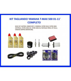 Kit tagliando Yamaha T-MAX 500 01-11' (completo)
