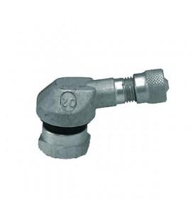 Valvola tubeless 80° in alluminio