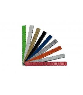 Pesi adesivi moto in vari colori