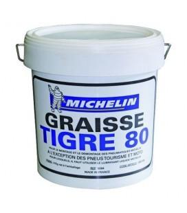 Pasta montaggio bianca per pneumatici autocarro Michelin Tigre