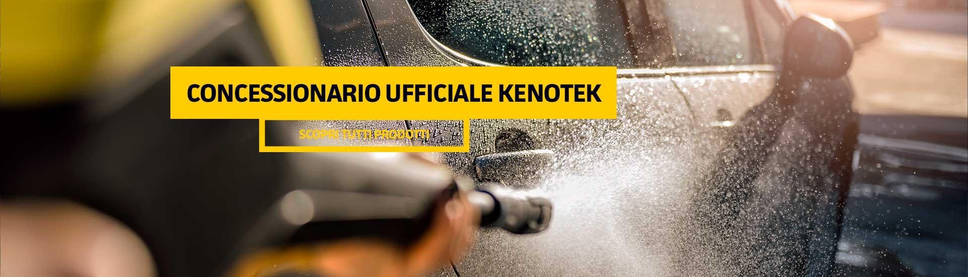 Concessionario Ufficiale Kenotek